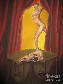 No One Sees The Last Scene by Safa Al-Rubaye