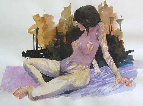 Nude by Richard Yoakam