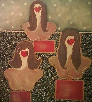 Offering You Love by Ira Samyra