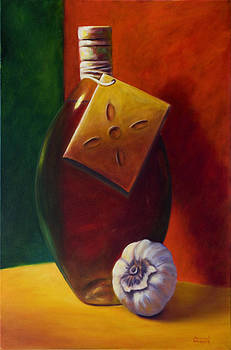 Shannon Grissom - Oil and Garlic
