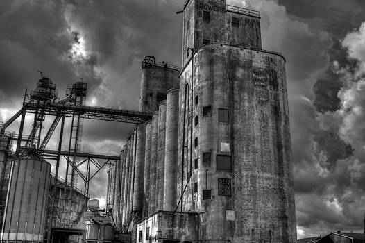 Old Factory by David Paul Murray