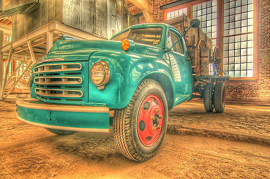 Old Truck by Mike Wilson