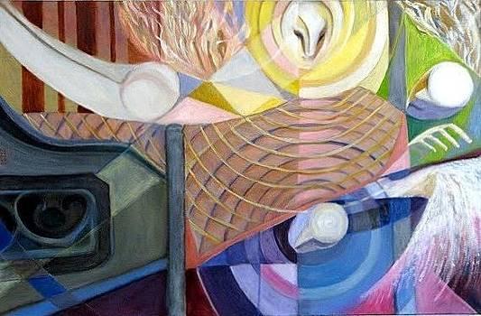 Omnipresence by Jenny Goldman