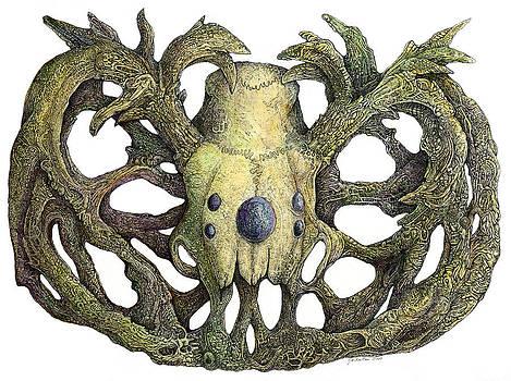 Ossiforestation by Joe MacGown
