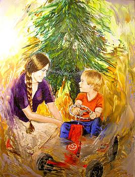 Our Christmas by Maria Varga-Hansen