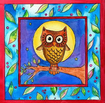 Owl by Pamela  Corwin