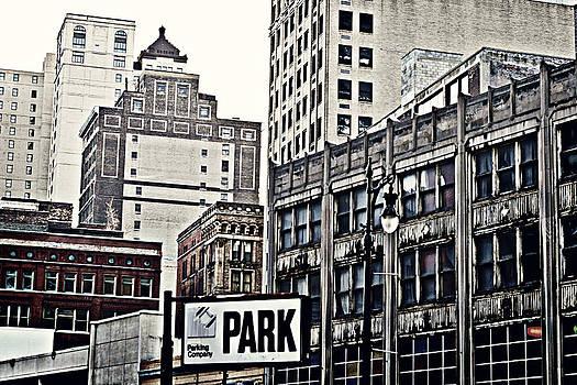 Park Detroit by Alanna Pfeffer