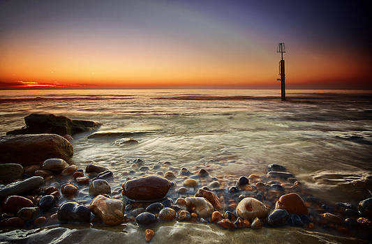 Pebbles by Mark Leader