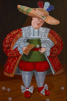 Peruvian Baroque by Marisol DAndrea