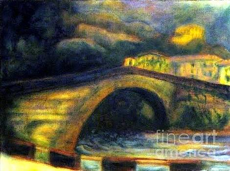 Ponte Romano by Jenny Goldman