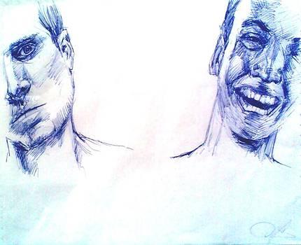 Portraits by Vaidos Mihai