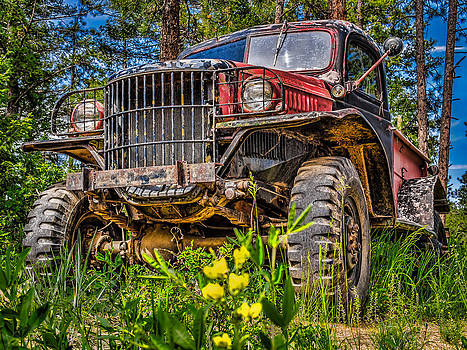 Power Wagon by Mike Hendren