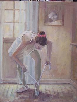 Prima ballerina by Bart DeCeglie