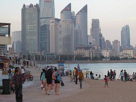 Alfred Ng - Qingdao beach