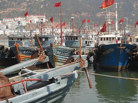 Alfred Ng - Qingdao Harbour