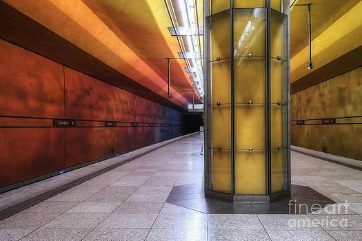 Rainbow Station by Martin Dzurjanik