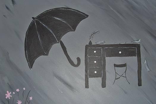 Rainy Day by Caroline Reyes