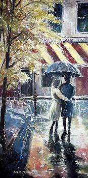 Rainy Day by Lelia DeMello