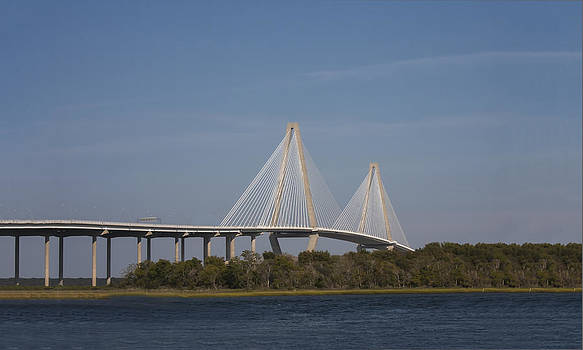 Terry Shoemaker - Ravenel bridge 01