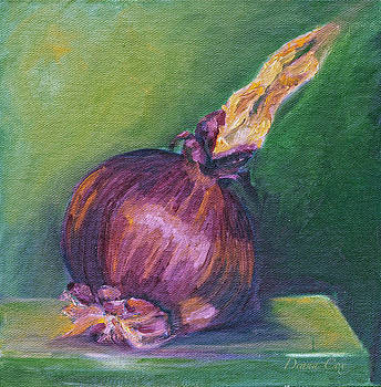 Diana Cox - Red Onion