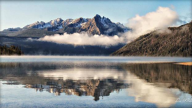 Redfish Lake by Lisa Kidd