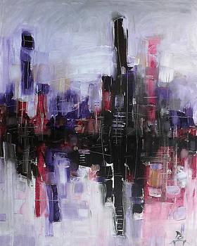 Antonia Dimchovska - Reflections