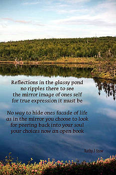 Kathy J Snow - Reflections