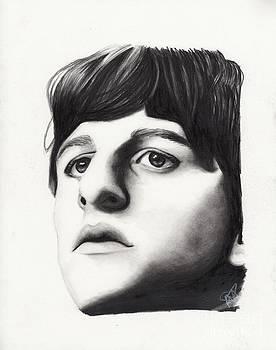 Ringo Starr by Rosalinda Markle