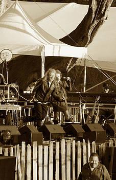 Dennis Jones - Robert Plant 5621 Sepia