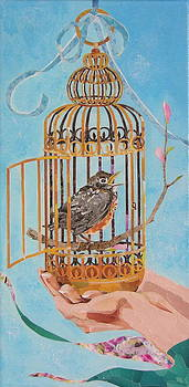 Robin Bird by Robin Birrell