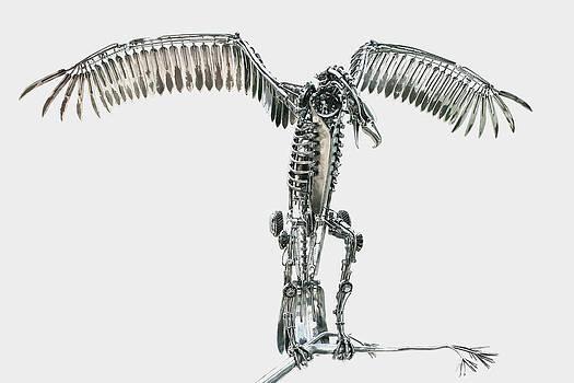 Robotic Raptor by Greg Coffelt