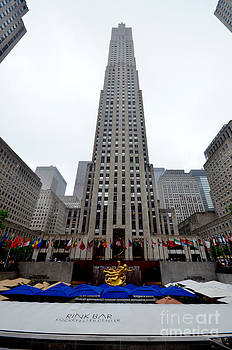 Pravine Chester - Rockefeller Center