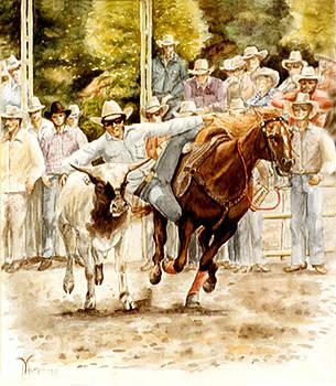 Rodeo by Maria Varga-Hansen