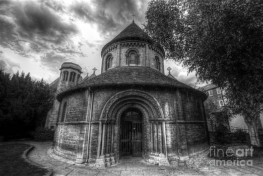 Yhun Suarez - Round Church Of The Holy Sepulchre