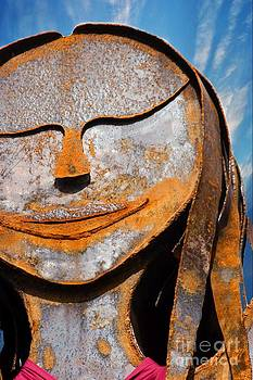 Rusty Smile by David Taylor