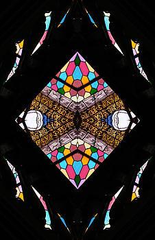 Sacred by Jesus Nicolas Castanon