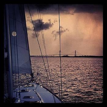 Sailing by Dustin K Ryan