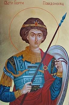 Saint George by Janeta Todorova