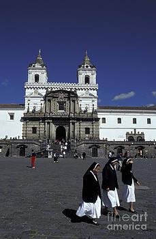 John  Mitchell - SAN FRANCISCO MONASTERY Quito Ecuador