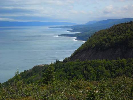 Scenic Cape Breton by Jeff Moose