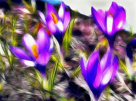 Scent of spring by Desislava Kulelieva