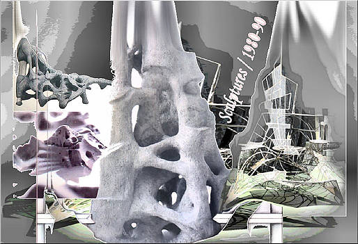 Glenn Bautista - Sculptures 1980-90