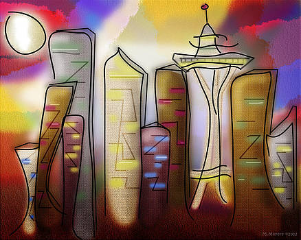 Seattle by Melisa Meyers