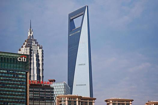 Harvey Barrison - Shanghai Cityscape