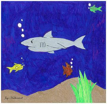 Artists With Autism Inc - Shark