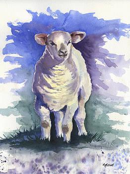 Shellies Lamb by Marsha Elliott