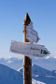 Sign by Daniel Kulinski
