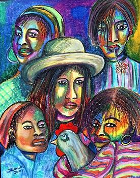 Sisters by Juanita Mulder