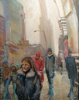 Sleetcago by Katharine Turk-Truman