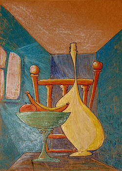 DENNY CASTO - Small room with table and chair